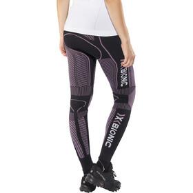 X-Bionic The Trick Spodnie do biegania Kobiety różowy/czarny